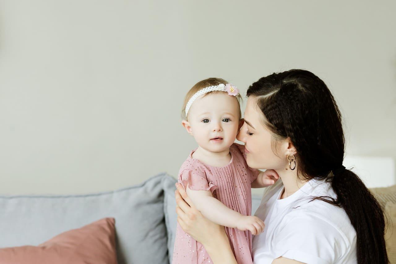 Föräldraskap och att vara mamma